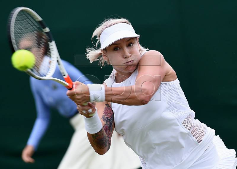 Tennis News Update Wishing Bethanie Mattek Sands A Great Recovery