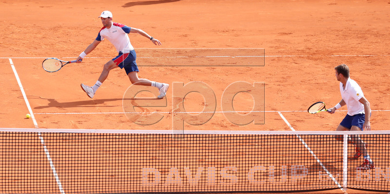 Tennis News U S Davis Cup Update Croatia Leads The U S 2 1