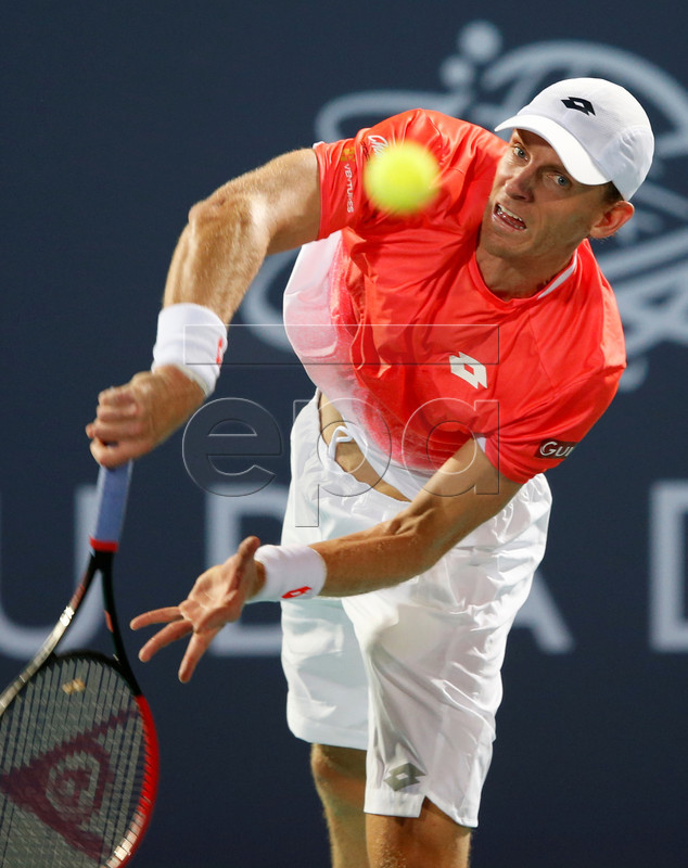 Tennis News Atp Men S Results From The Tata Open Tallest Ever
