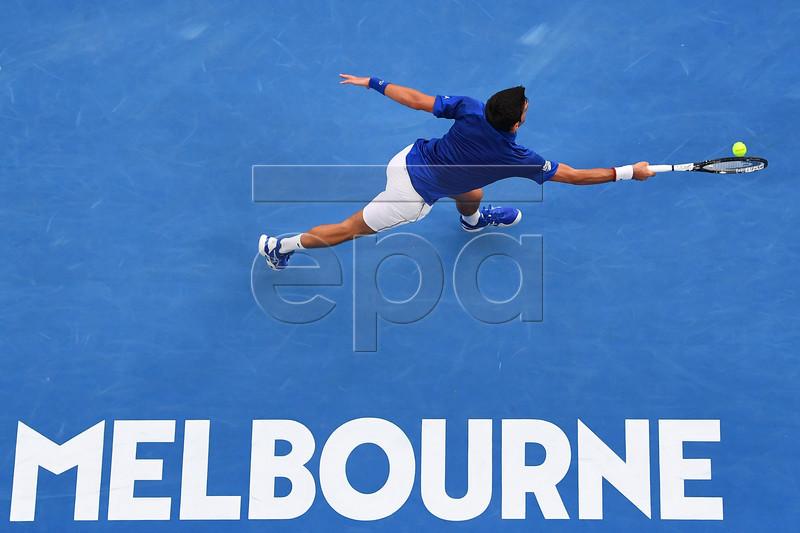 Ricky's Picks For Day 4 Of 2019 Australian Open Tennis • Djokovic vs