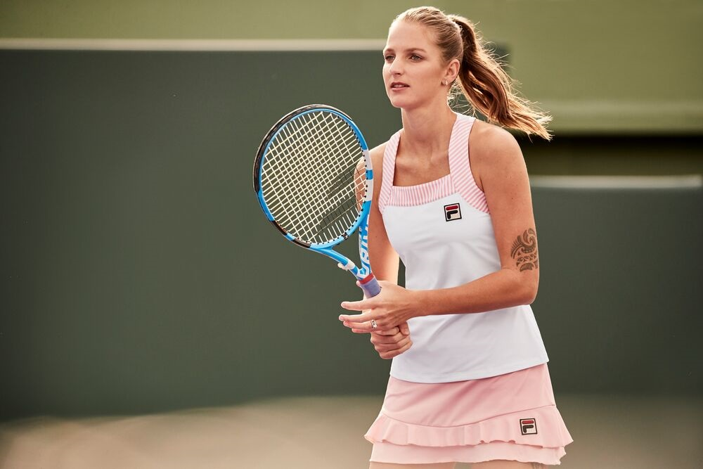 2ced2820549d FILA Tennis To Debut New Clothing Collections in Melbourne Open 2019 ...