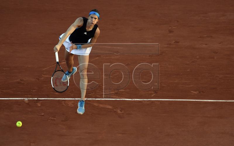 Roland Garros • French Open Tennis In Paris • Draws